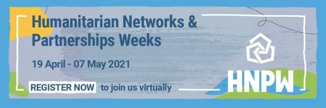Humanitarian Networks and Partnerships Week