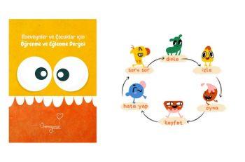 Önemsiyoruz Derneği'nin Çocuk Dergisi İlk Sayısını Yayınlandı
