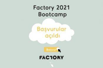 Teyit'in Factory 2021 Bootcamp Başvuruları Açıldı
