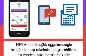 Türkiye'de Mülteci Kadınlara Özel Mobil Sağlık Uygulaması: HERA