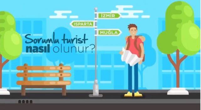 """""""Mirasım Türkiye"""" Kampanyası Herkesi Sürdürülebilir Turizme Katkı Sunmaya Davet Ediyor"""