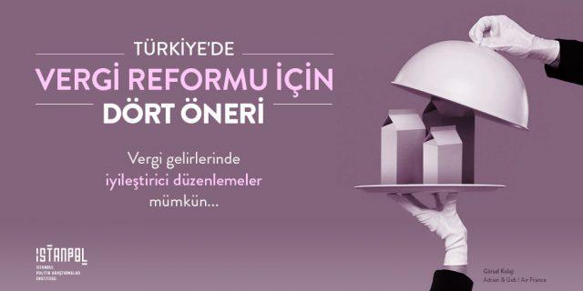 """""""Türkiye'de Gelir Dağılımında Adaleti Sağlayacak Vergi Düzenlemesi Mümkün"""""""