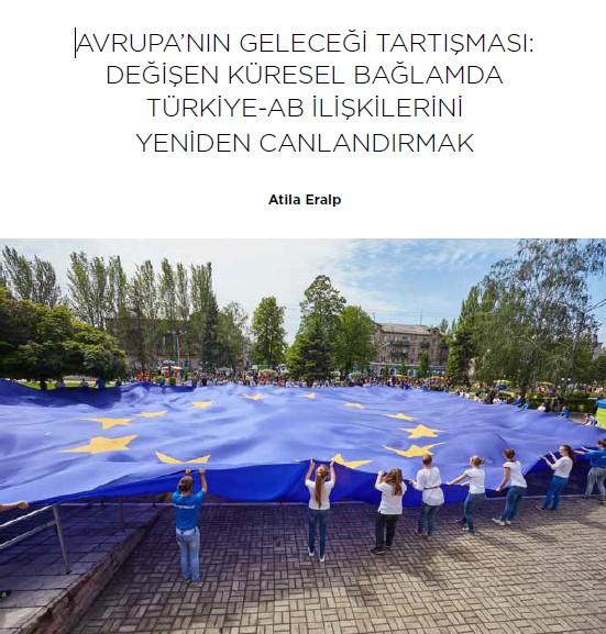 Türkiye-AB İlişkileri: Sivil Toplumun Katkısıyla Yeni Bir Soluk
