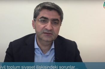 """""""Civil Society Must Be Involved In The Process For The Politics To Overcome The Crisis"""""""