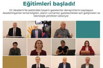 Gazeteciler Cemiyeti Nitelikli Gazetecilik İçin Online Eğitim Platformu Kurdu