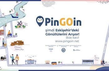 PinGOin Eskişehir'deki Gönüllülerini Arıyor