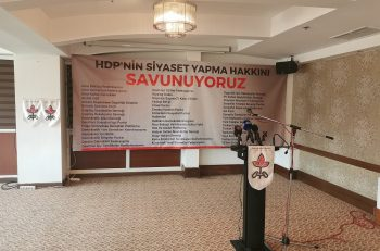 46 Kuruluştan HDP'ye Destek: 'Siyaset Yapma Hakkını Savunuyoruz'