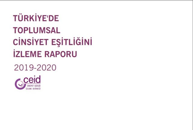 Türkiye'de Toplumsal Cinsiyet Eşitliğini İzleme Raporu Tanıtım Toplantısı