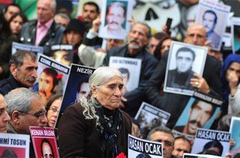 Cumartesi Anneleri Davasında Reddi Hakim Krizi