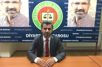 Diyarbakır Barosu Başkanı Nahit Eren: <br> 'Hukukun Üstünlüğünü, Yargının Bağımsızlığını Savunma Yükümlülüğümüz Var'