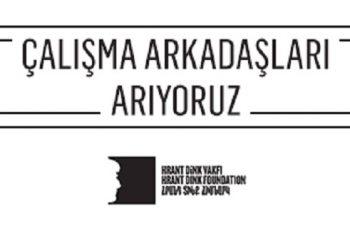 Hrant Dink Vakfı Etkinlik Koordinatörü Arıyor