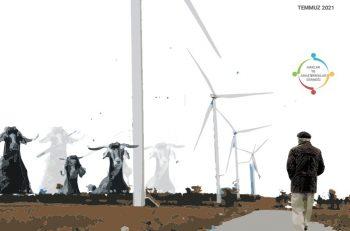 İklim Değişikliği ile Mücadelede Bir Uyumsuzluk Deneyimi: <br> 'Karaburun Yarımadası Rüzgar Enerji Santralleri'