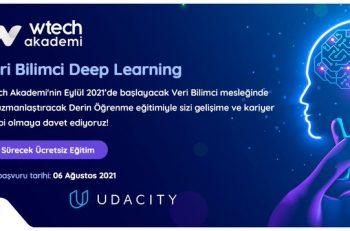 Teknolojide Kadın Derneği Derin Öğrenme Eğitimi Düzenliyor