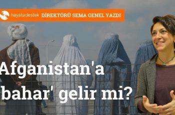Afganistan'a 'Bahar' Geri Gelir Mi?