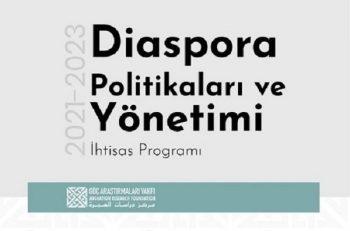 Diaspora Politikaları ve Yönetimi İhtisas Programı Başlıyor