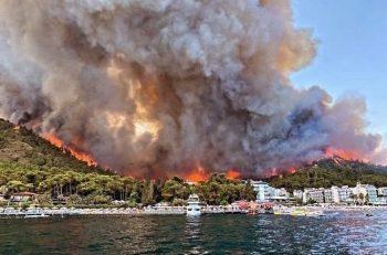 'Orman Yangınlarının Önlenmesi ve Tahribatın Giderilmesinde Sivil Topluma Büyük Görev Düşüyor'