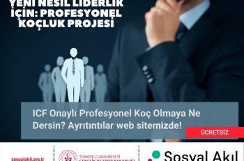 Sosyal Akıl Derneği Profesyonel Koçluk Eğitimi Düzenliyor