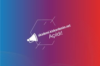 Kız Kardeşim Projesi'nin Yeni Eğitim Platformu 'akademi.kizkardesim.net' Açıldı