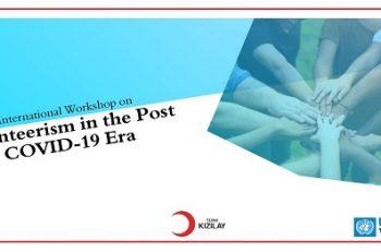 Uluslararası COVID-19 Sonrası Dönemde Gönüllülük Çalıştayı Bildiri Özetlerinizi Bekliyor