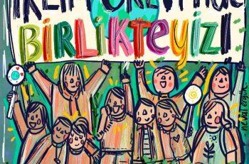İklim Aktivistleri 24 Eylül Küresel İklim Grevinde Kadıköy'de Toplanıyor