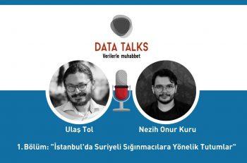 Verilerle Muhabbet: Data Talks Podcast Serisi Yayında