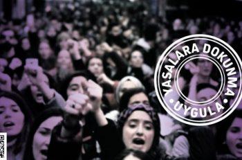 EŞİK #YasalaraDokunmaUygula Kampanyası Başlattı