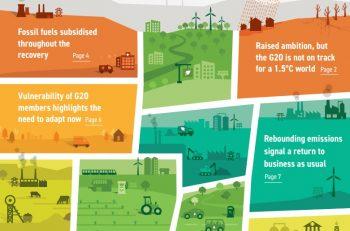 İklim Şeffaflığı Raporu 2021: 'G20 Ülkelerinde Emisyonlar Yükseliyor'